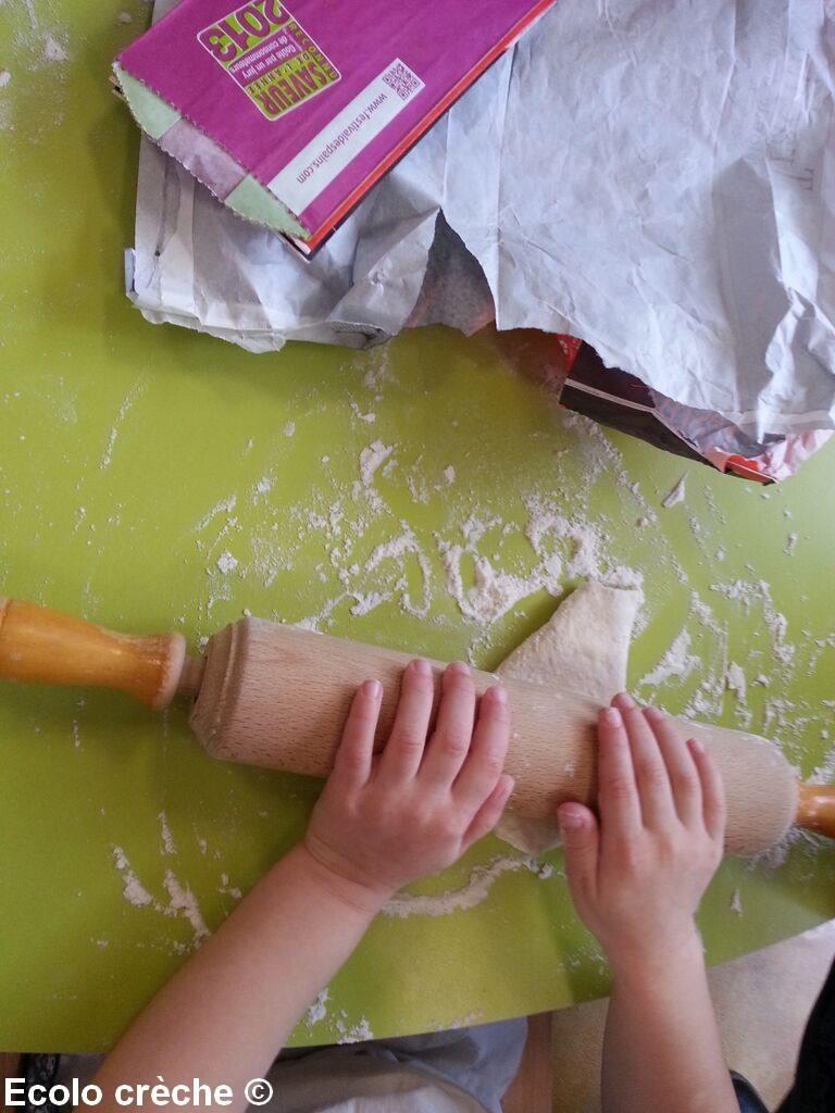 Fabrication de pâte à modeler comestible