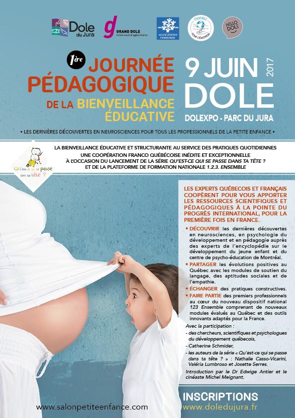 Salon petite enfance - bienveillance éducative