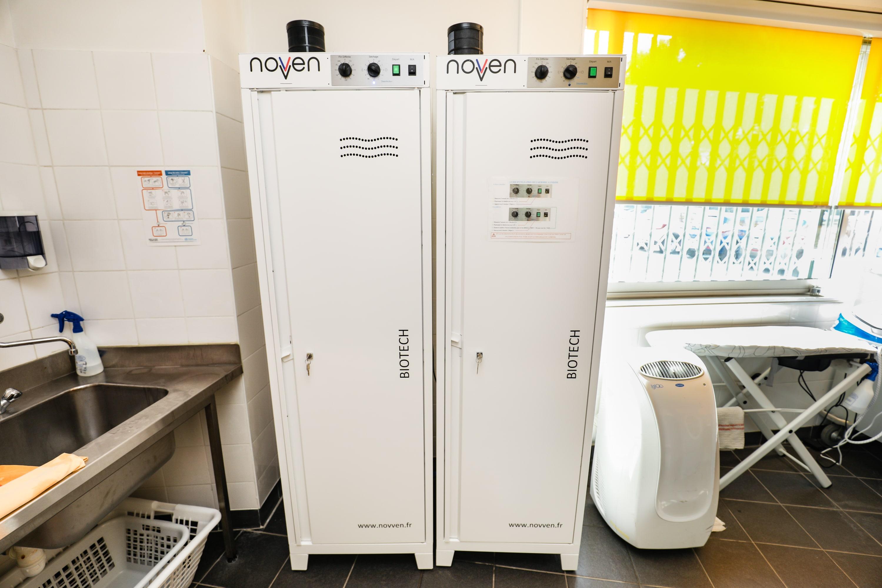 armoire Novven fermée