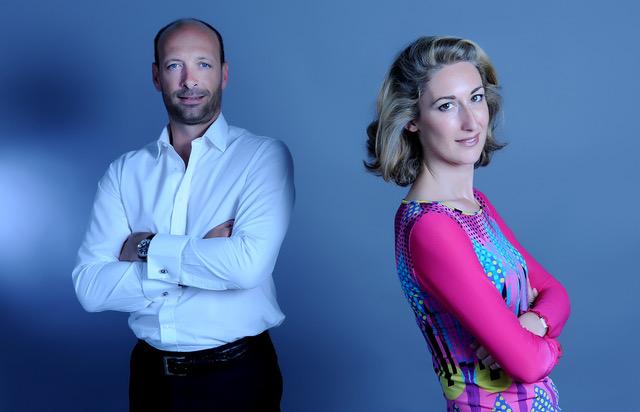 Arnaud et Sabine De Fromont