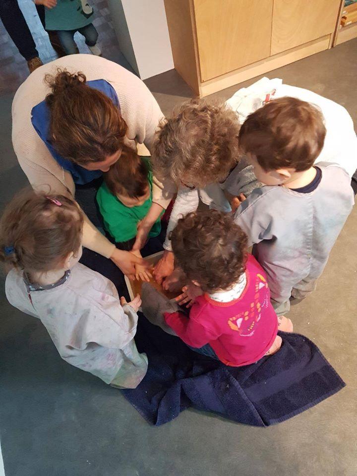 Assistante maternelle + Crèche Brest