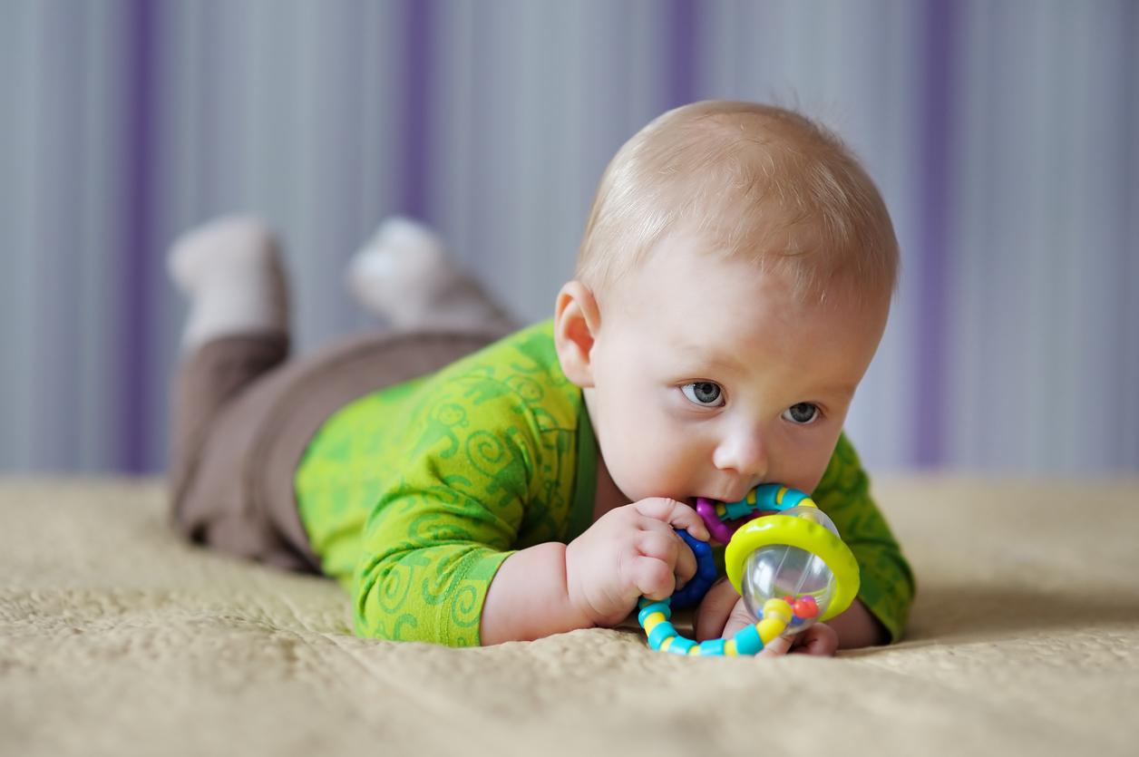 espace-sensoriel pour bébés