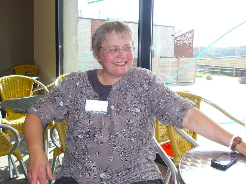Claudine Callewaert