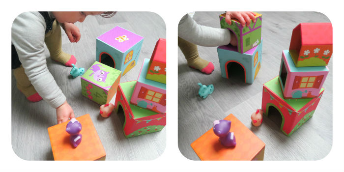 cubes Topinaform