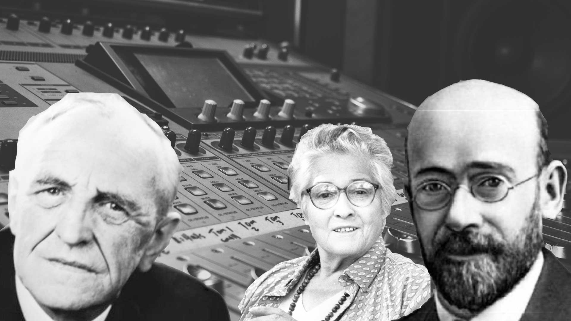 Janusz Korczak, Donald Winnicott,  Françoise Dolto