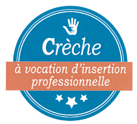 Logo Crèches à Vocation d'Insertion Professionnelle