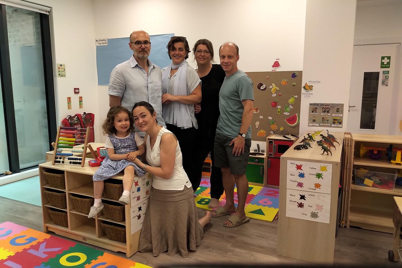 Equipe - Little Agnes Nursery