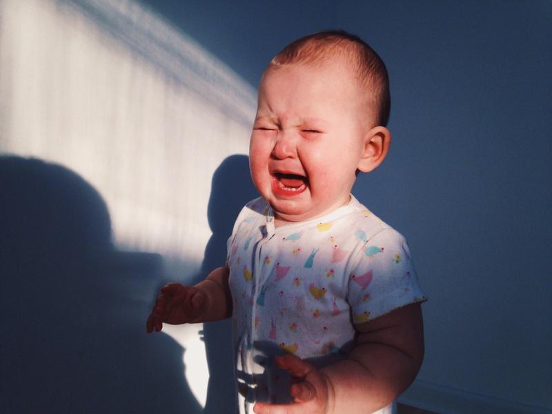 enfant malade gastro