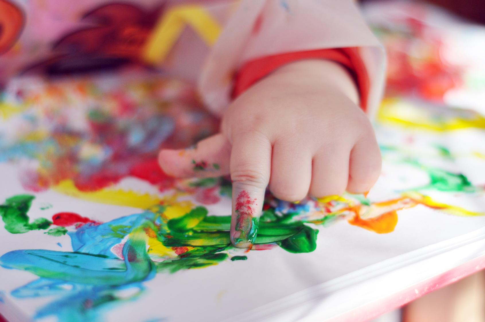 peinture et couleurs