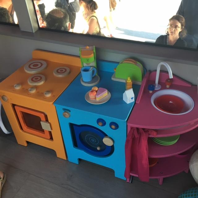 Intérieur du petit bus d