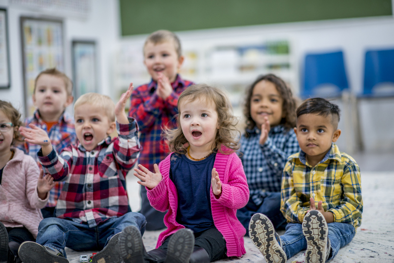 enfants école maternelle