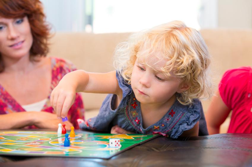 jeu coopératif entre enfants