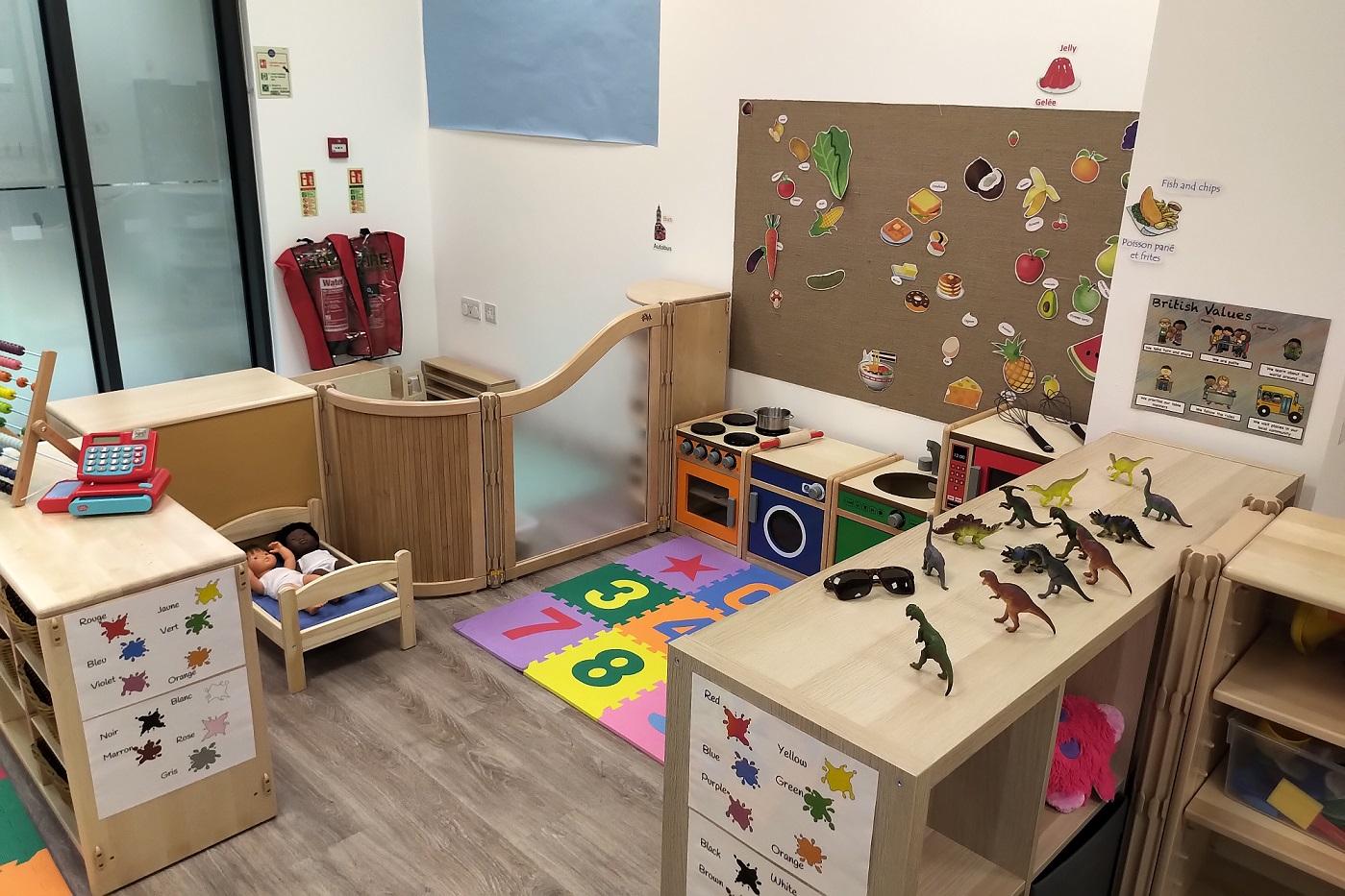 Little Agnes Nursery