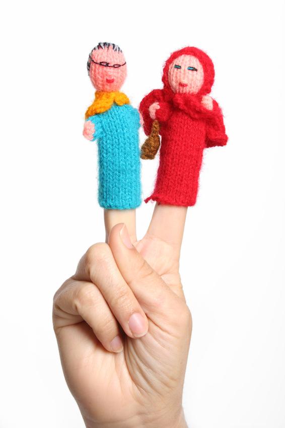 motricité -fine-marionnettes à doigts