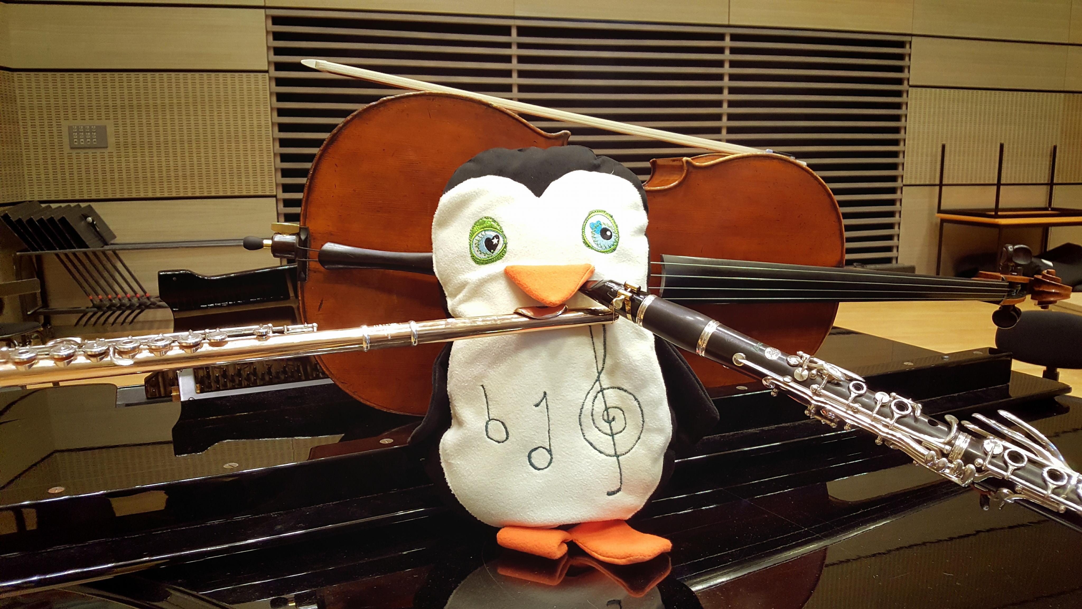 Xylo le pingouin