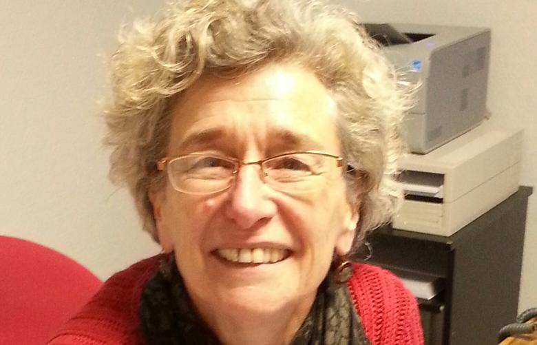 Miriam Rasse psychologue en crèche