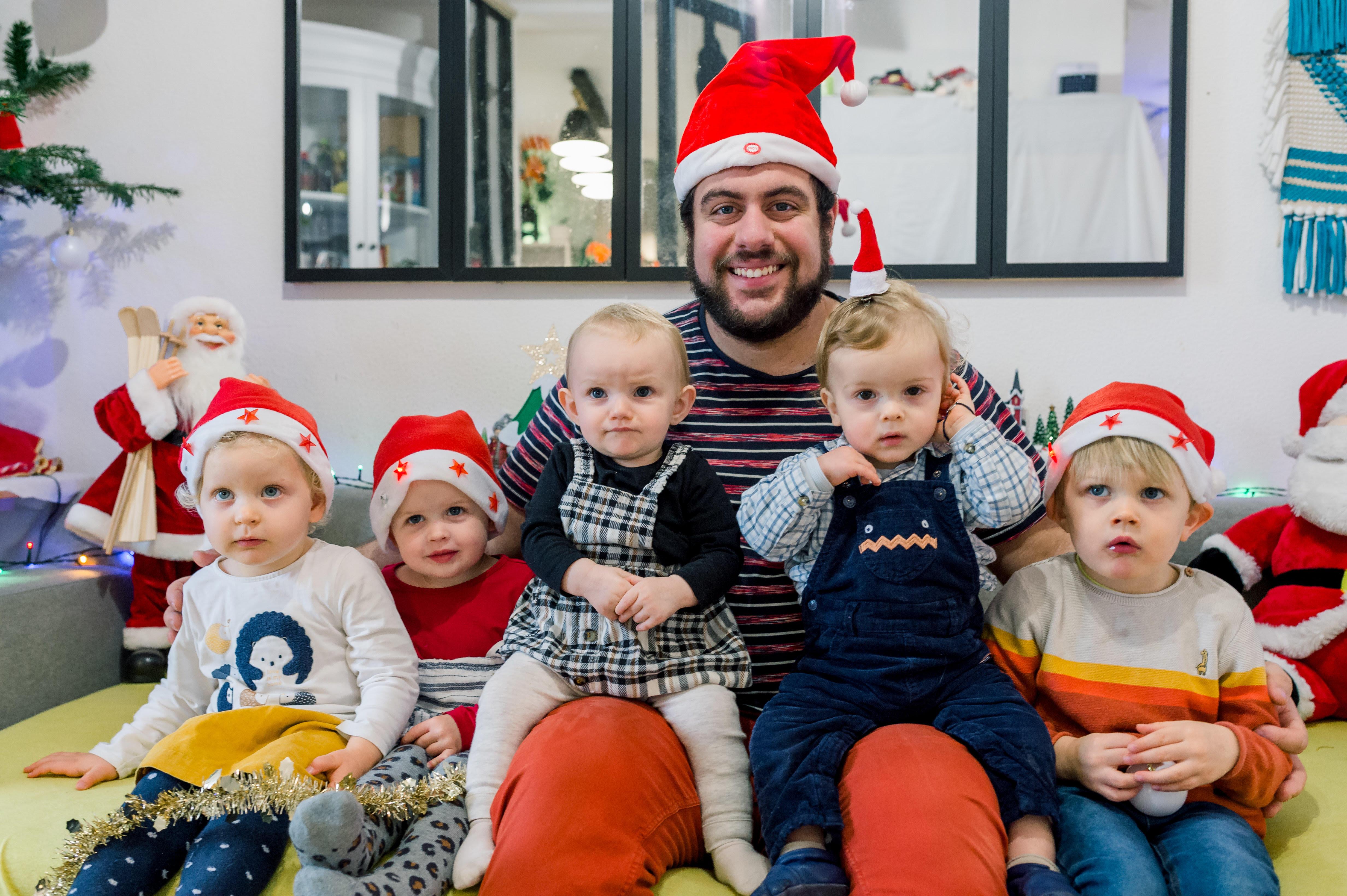 Nathan assistant maternel à Pau