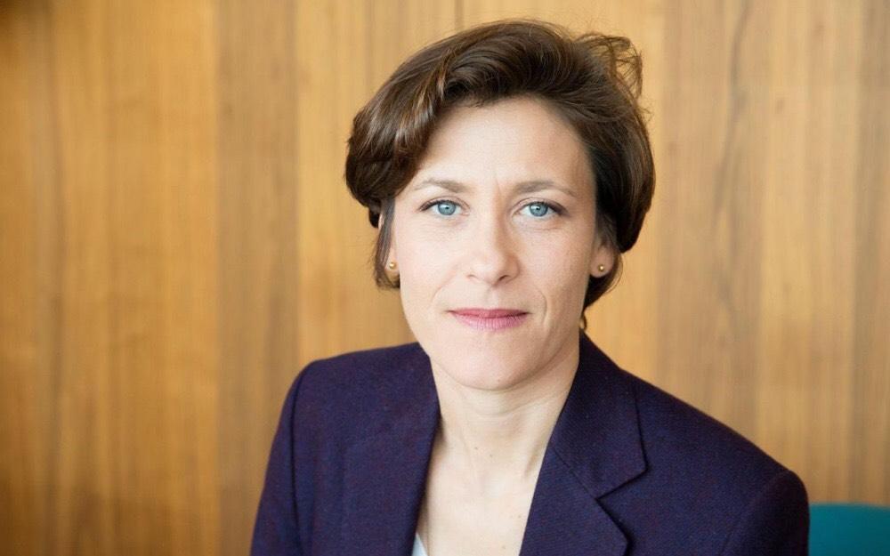 Christelle Dubos, secrétaire d