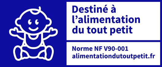 """logo """"alimentation du tout-petit"""""""
