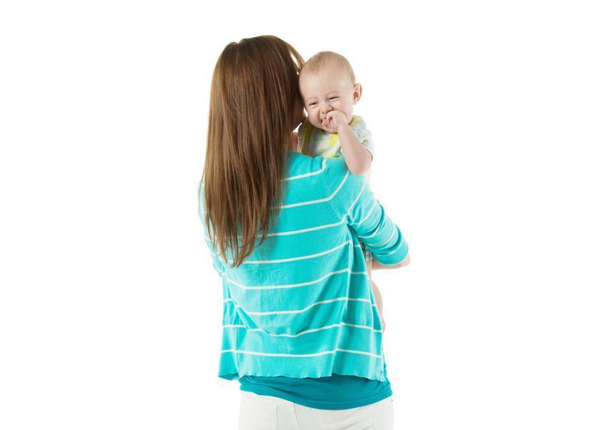 porter un bébé