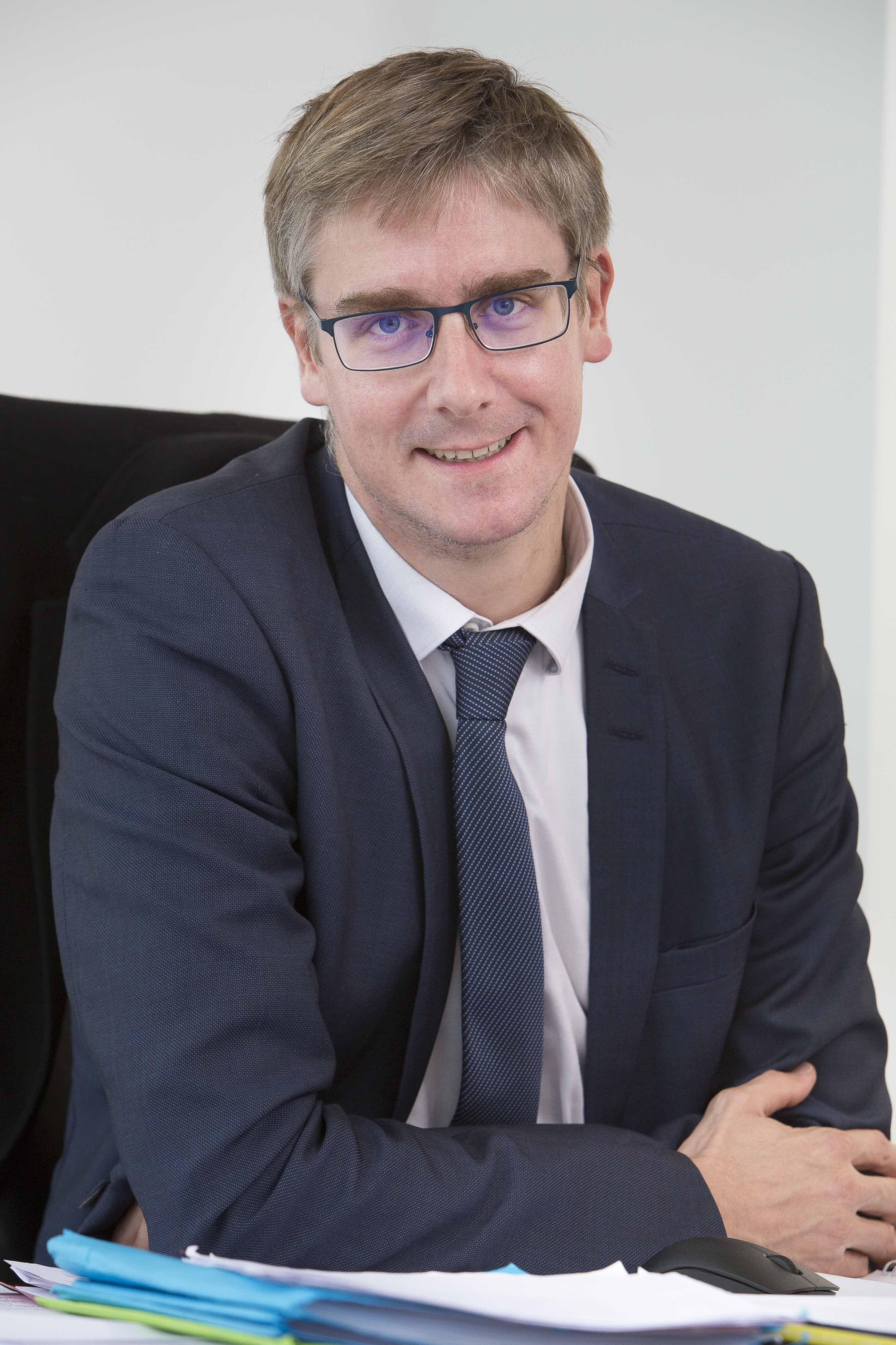 Olivier Noblecourt, délégué interministériel à la prévention et à la lutte contre la pauvreté des enfants et des jeunes