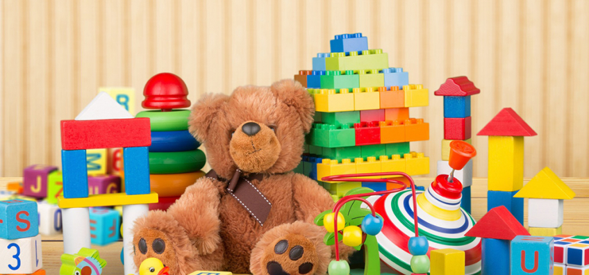 jouets d'enfants