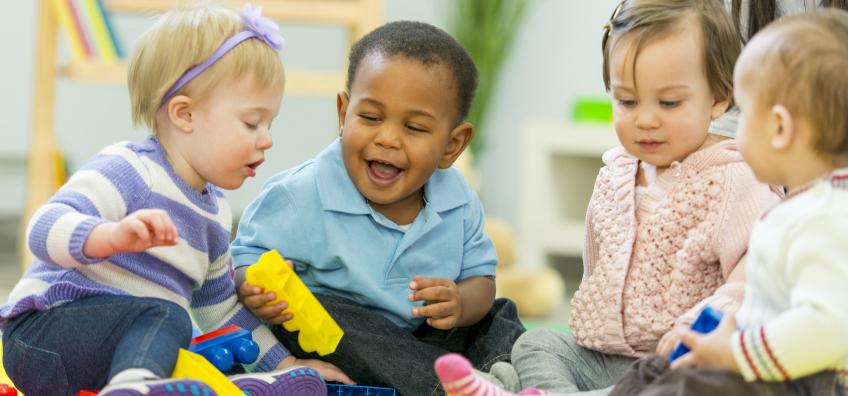 Socialisation des bébés