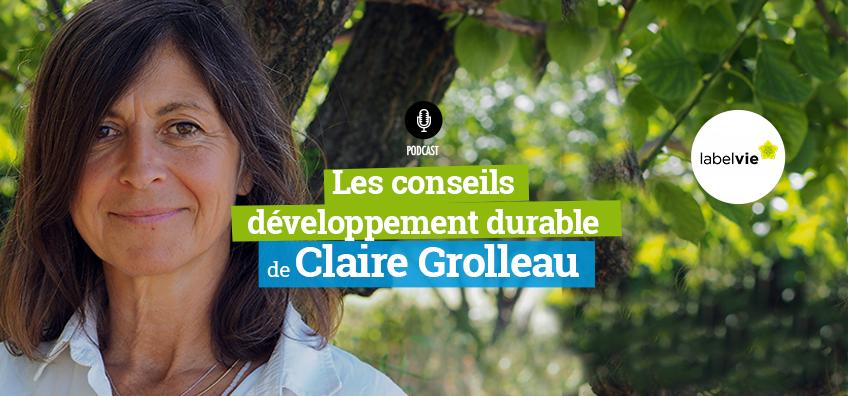 Podcast Claire Grolleau Label Vie