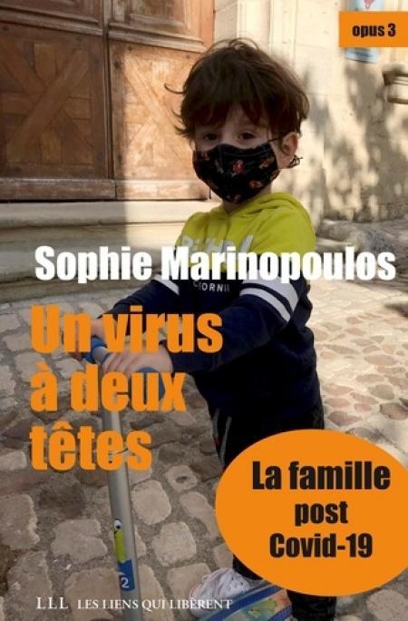 Couverture du livre Un Virus à deux têtes, opus 3