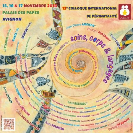 colloque Soins, corps & langages