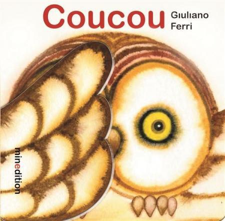 livre Coucou de Giuliano Ferri