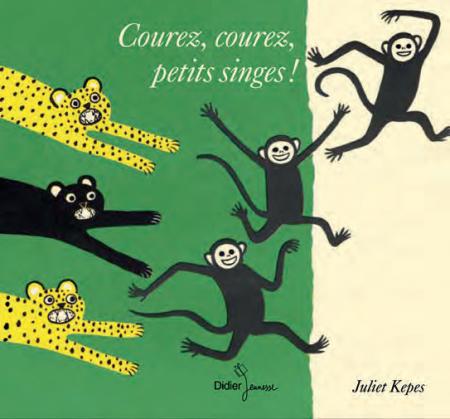 Livre Courez courez petits singes