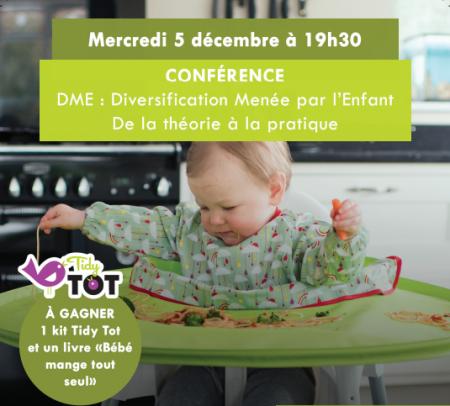 Conférence sur la DME