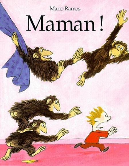 livre Maman de Mario Ramos