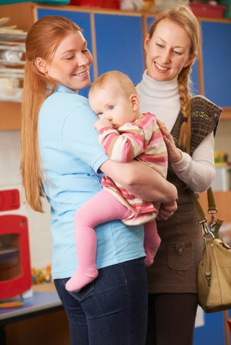 Parents et professionnels petite enfance