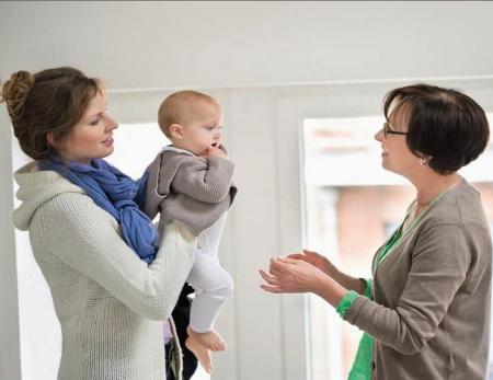 dialogue parent - professionnelle
