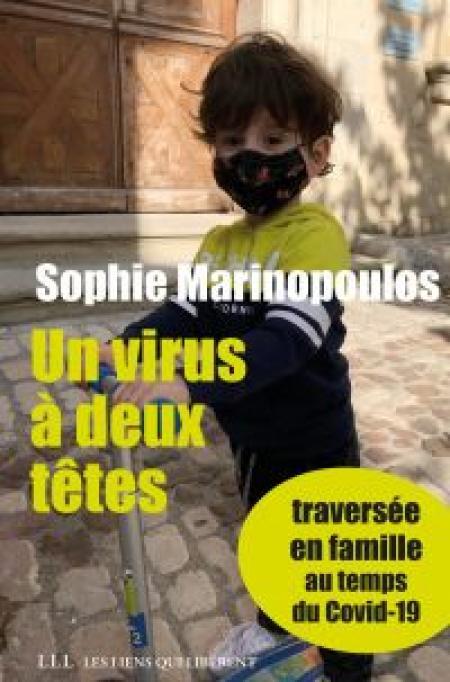 Couverture du livre Un virus à deux têtes