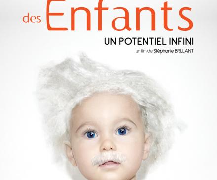 -Affiche film Le cerveau des Enfants