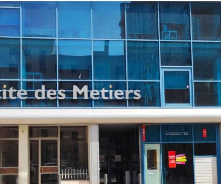 Cité des métiers de Marseille