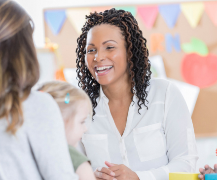 dialogue maman et pro
