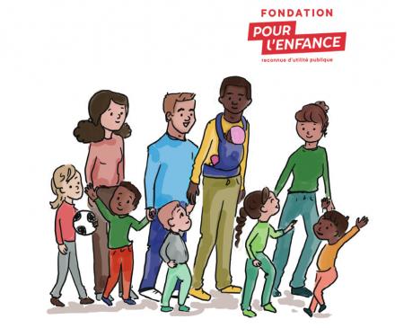 BD fondation pour l'enfance