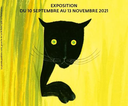 affiche exposition 90 ans Père Castor