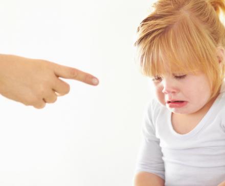 Enfant pleurs