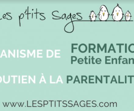 Les P'tits Sages logo