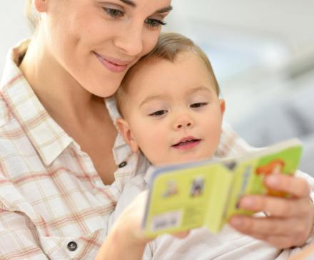 lire avec enfant