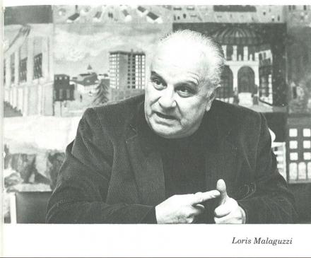 Loris Malaguzzi et l'approche Reggio