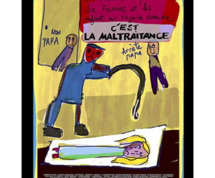 enfants victimes de violences conjugales