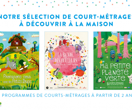 selection courts métrages