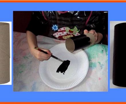 peinture pingouin