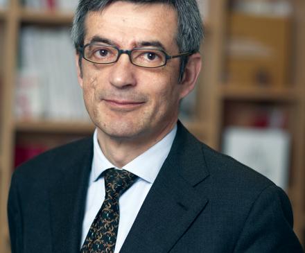 Vincent Mazauric, directeur général de la Cnaf